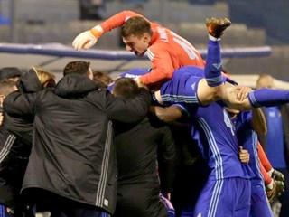 Henriquez spasio bod Dinamu protiv Osijeka