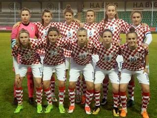 Šveđanke uvjerljive protiv Hrvatske U-17