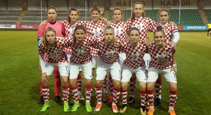 Ruskinje nadjačale Hrvatsku U-17 na početku kvalifikacija