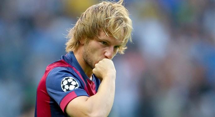 Rakitić s Barcelonom osvojio Kup četvrti put zaredom