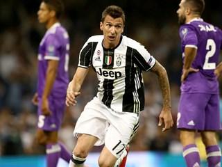 Mandžukić asistent za minimalnu pobjedu Juventusa