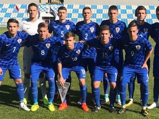 Uspješan početak Hrvatske U-17 u Albaniji