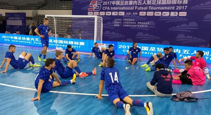 Futsal: Zimski kamp za juniore i kadete