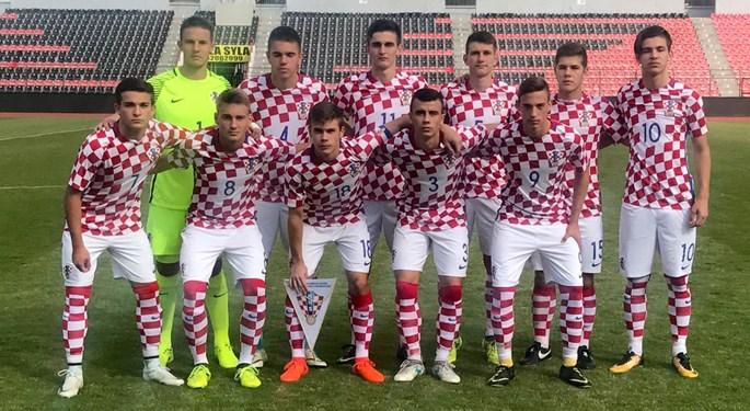 Hrvatska U-17 uvjerljivo svladala Lihtenštajn, osigurala Elitno kolo