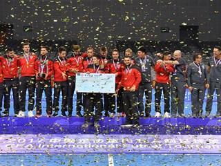 Hrvatska osvojila međunarodni turnir Changshu 2017