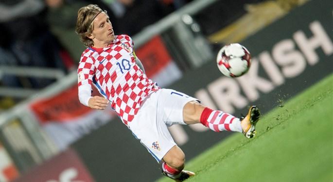 Luka Modrić ponovno u L'Equipeovih idealnih 11