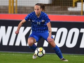 Sandra Žigić među 55 najboljih nogometašica svijeta