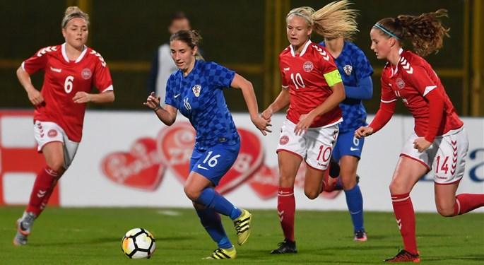 Prijenos kvalifikacijskog ogleda Danske i Hrvatske na HNTV-u