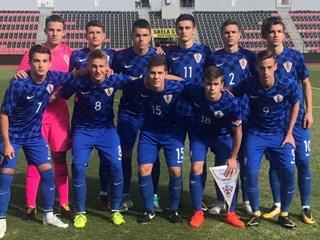 Hrvatska U-17 remijem sa Španjolskom osvojila kvalifikacijski turnir