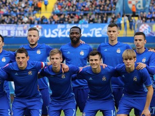 Dinamo dočekao zimsku pauzu kao vodeća momčad HT Prve lige#Dinamo Ends the Half Season at Pole Position in Croatian First Division