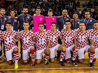 Hrvatska U-17 uvjerljiva protiv Kazahstana