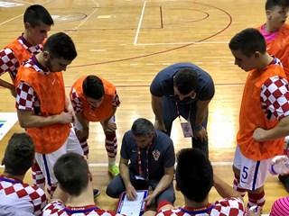 Hrvatska U-19 dočekuje Makedonce u Karlovcu