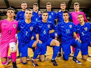 Video: Hrvatska U-17 ipak bez plasmana na OI mladih