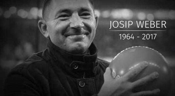 Preminuo Josip Weber