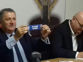 Video: Održan ždrijeb četvrtfinala Hrvatskog kupa
