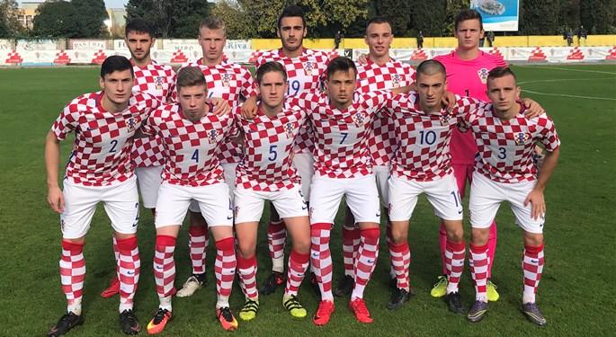 Video: Hrvatska U-19 otvorila kvalifikacije sigurnom pobjedom