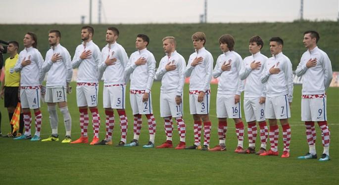 Petica Hrvatske U-21 kao uvertira za susret s Grčkom#Croatia U-21 Prepares for Greece