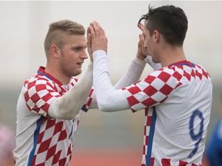 Video: Nova pobjeda Hrvatske U-21, hat-trick Jakoliša