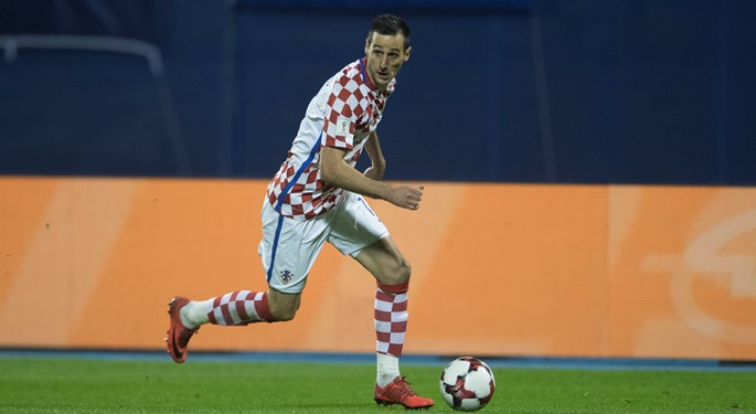 Nikola Kalinić to leave Croatia World Cup squad