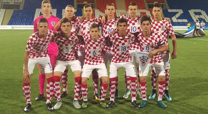 Hrvatska U-15 odradila dvoboj s Brazilom