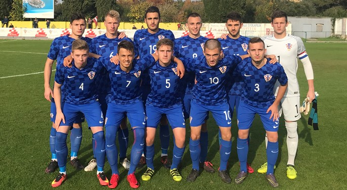 Hrvatska U-19 bez pogodaka s Latvijom