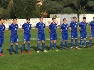 Prijateljski susreti Hrvatske U-19 s Turskom