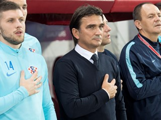 Head coach Dalić confirms final Croatia squad