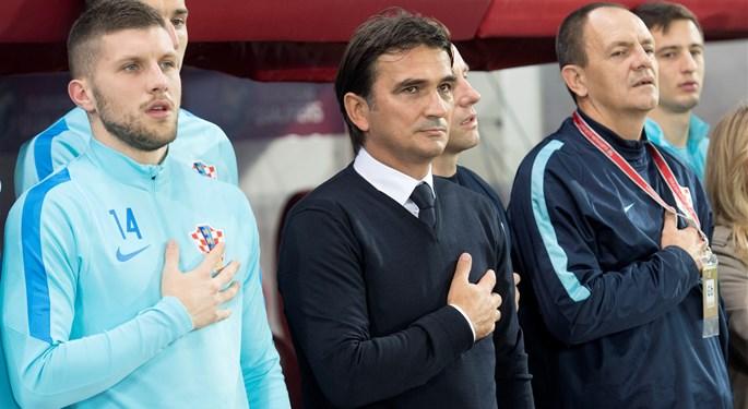 Head coach Dalić confirms final Croatia squad
