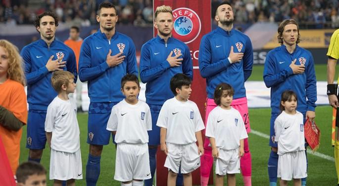 Hrvatska osigurala Svjetsko prvenstvo u Rusiji!#Croatia Places at the 2018 FIFA World Cup