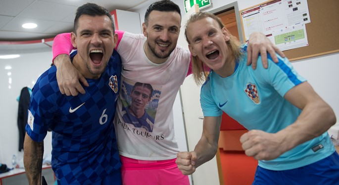 "Croatia internationals agree: ""Not a beauty, but we reached the World Cup"""