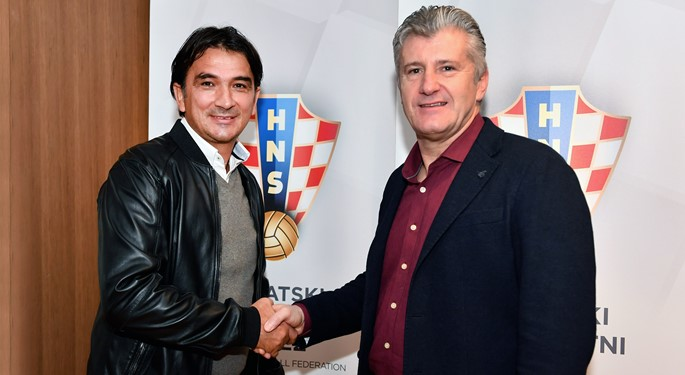 HNS agreement with Zlatko Dalić