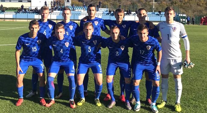Hrvatska U-19 završila nastup u kvalifikacijama za EP