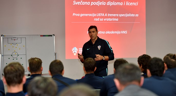 Upisi za UEFA PRO trenere i specijaliste za rad s vratarima