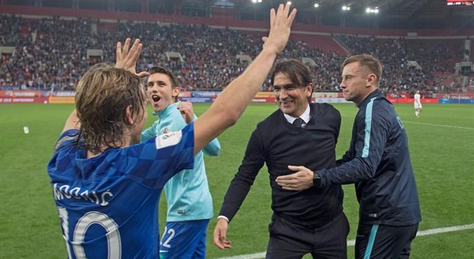 Croatia squad for Peru and Mexico friendlies