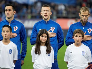 Hat-trick Perišića, asistencija Brozovića, pogodak Kalinića