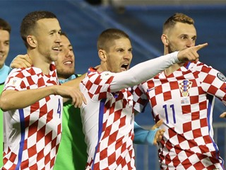Croatia in 2017: Up and down and off to World Cup