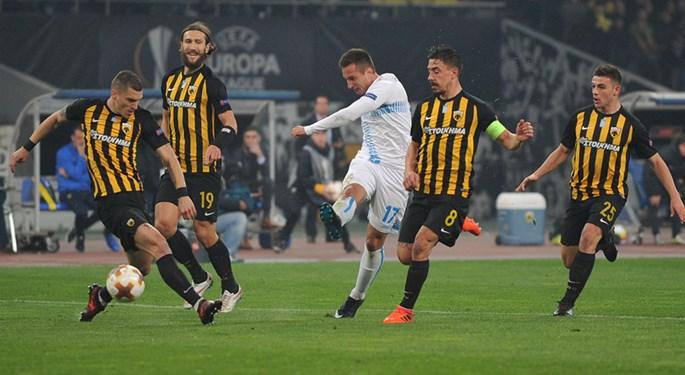Rijeka nakon vodstva 2:0 uzela bod u Ateni
