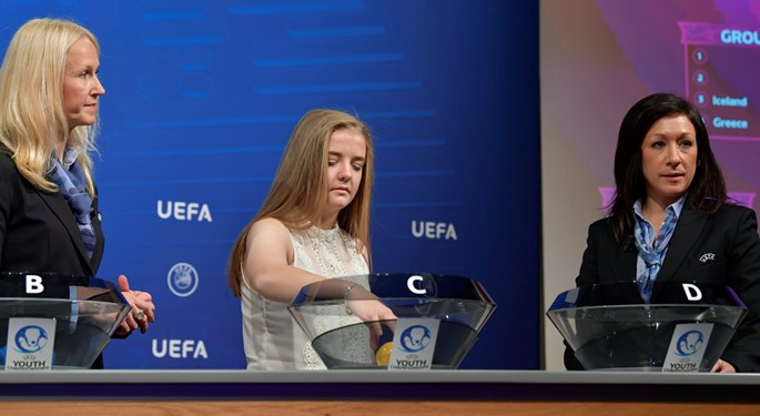 Croatia to host women's U-17 and U-19 qualifying round tournaments