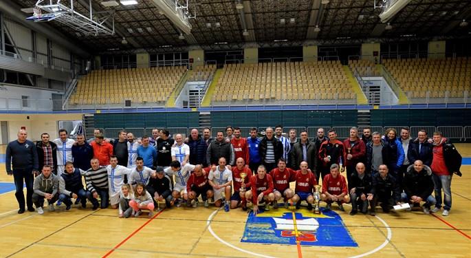 Selekcija veterana HNS-a nastupila na 13. Memorijalu Milana Perovića