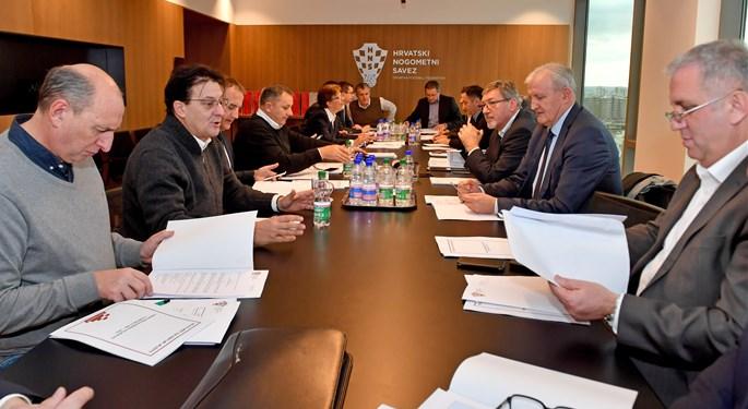 Izvršni odbor usvojio materijale za Skupštinu