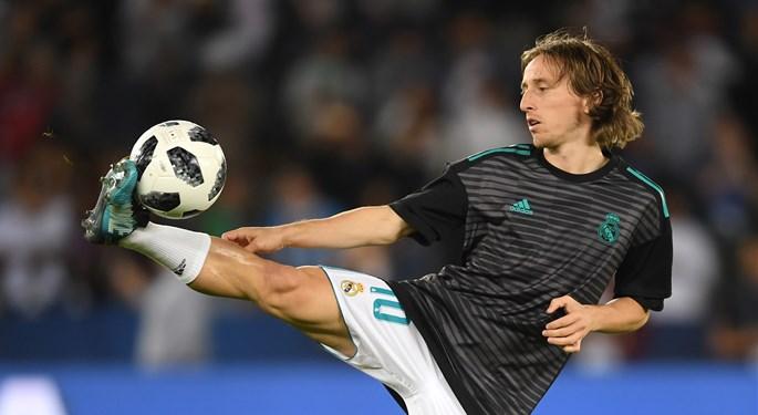 Luka Modrić u najboljoj momčadi Reala u povijesti