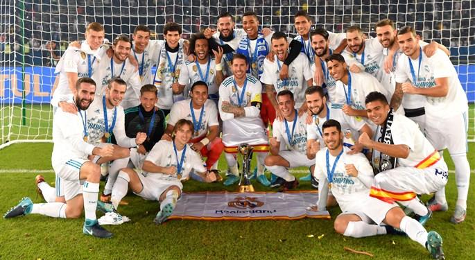 Modrić i Kovačić obranili titulu klupskog prvaka svijeta!