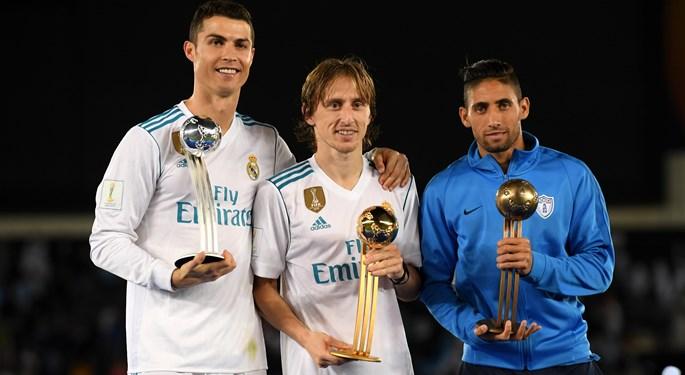 Sjajni Luka Modrić najbolji igrač Svjetskog klupskog prvenstva