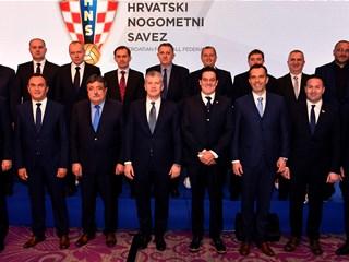 Davor Šuker ponovno izabran za predsjednika HNS-a