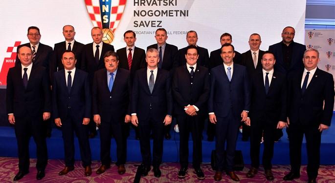 Izabran novi Izvršni odbor HNS-a