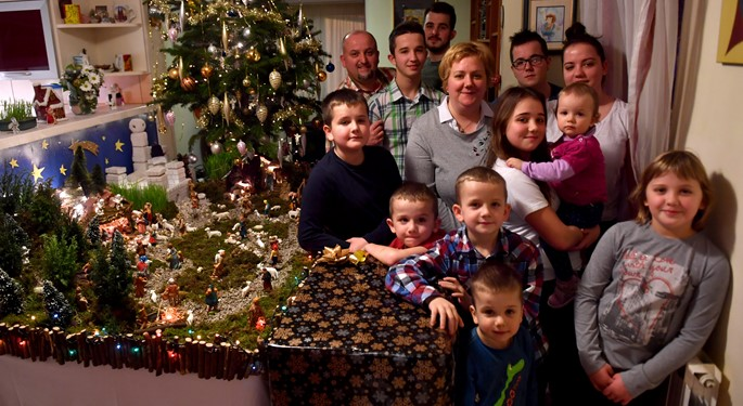 Poklon HNS-a za obitelj Bošnjak