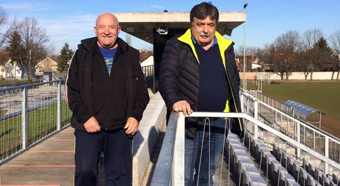 Prvi dopredsjednik HNS-a obišao novoizgrađeni stadion u Gunji