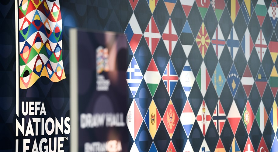 Liga nacija i Europsko prvenstvo