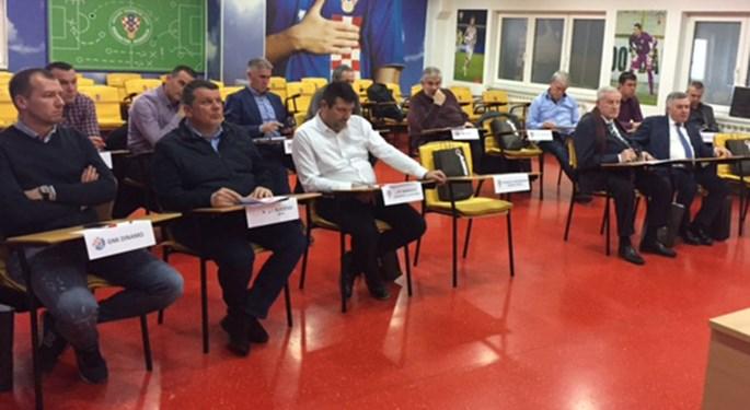 Plenarna sjednica drugoligaša u Sesvetama
