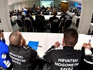 Video: Zajednički seminar sudaca i kontrolora za proljetni dio prvenstva